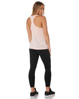 BLACK WOMENS CLOTHING LORNA JANE ACTIVEWEAR - LB0225BLK