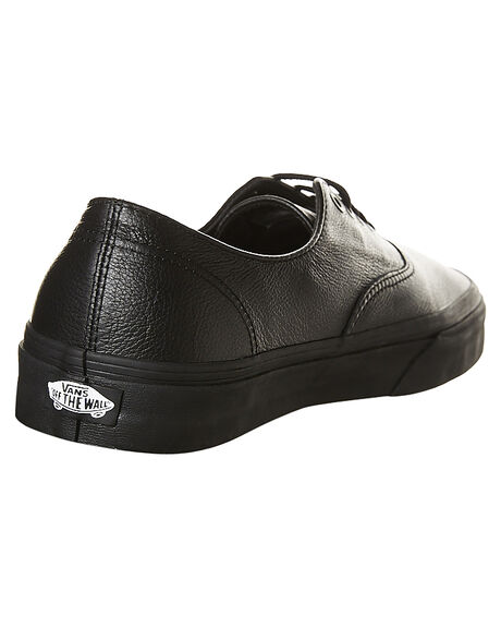 BLACK BLACK MENS FOOTWEAR VANS SNEAKERS - SSVN-018CGKMBKBLM