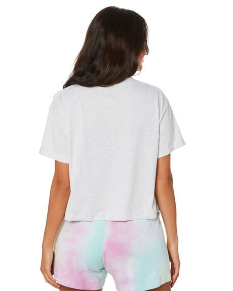 WHITE MARLE WOMENS CLOTHING RPM TEES - 20SW03BWHTM