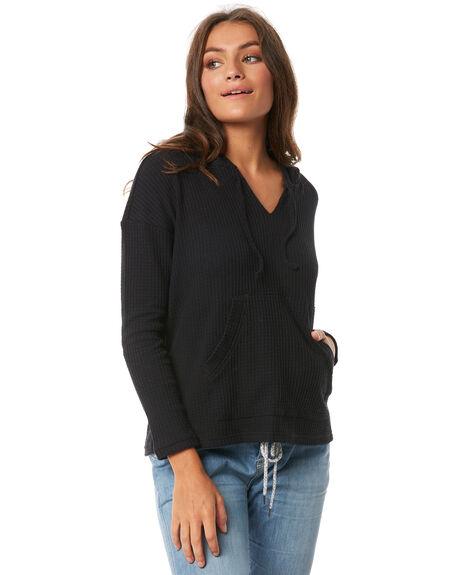 ANTHRACITE WOMENS CLOTHING ROXY TEES - ERJKT03430KVJ0