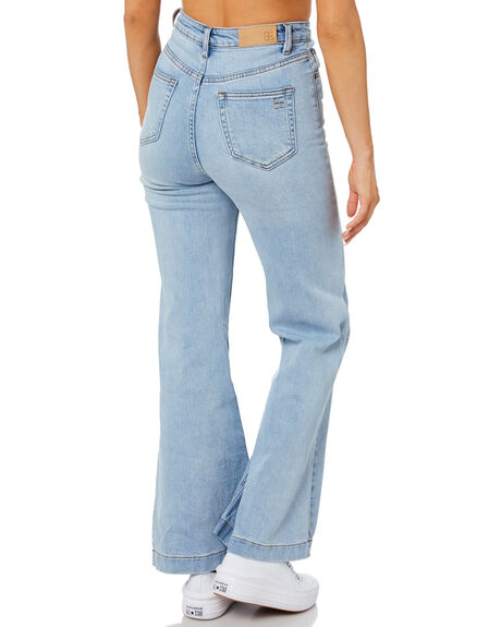 ISLAND BLUE WOMENS CLOTHING INSIGHT JEANS - 1000090400ISLDB