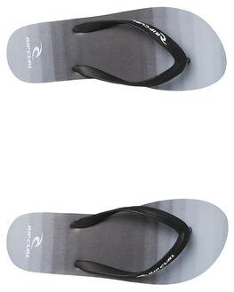 BLACK MENS FOOTWEAR RIP CURL THONGS - TCTA210090