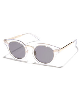 CRYSTAL CLEAR WOMENS ACCESSORIES OSCAR AND FRANK SUNGLASSES - 017CCCRYST