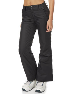 BLACK SNOW OUTERWEAR THE NORTH FACE PANTS - NF0A2TKGJK3RTBLK