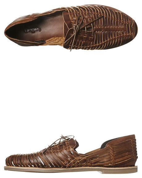MOCHA MENS FOOTWEAR URGE FASHION SHOES - URG16088MOC
