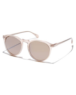 ROSE UNISEX ADULTS RAEN SUNGLASSES - REM-0140BRNSLV