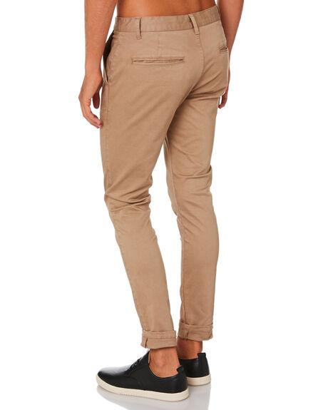 COFFEE MENS CLOTHING ACADEMY BRAND PANTS - BA100COF