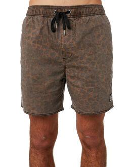 TAN MENS CLOTHING INSIGHT BOARDSHORTS - 5000003361TAN