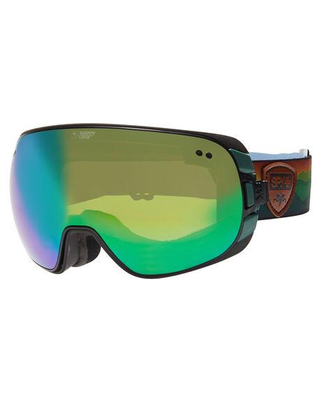 BRONZE GREEN SPECTRA BOARDSPORTS SNOW SPY GOGGLES - 313073175619BRNZG