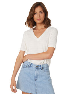 WHITE WOMENS CLOTHING THE FIFTH LABEL TEES - 40181164WHI
