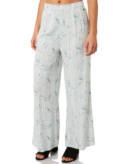 GREEN WOMENS CLOTHING RIP CURL PANTS - GPAES10060