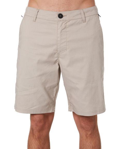 STONE MENS CLOTHING GLOBE SHORTS - GB02006001STN