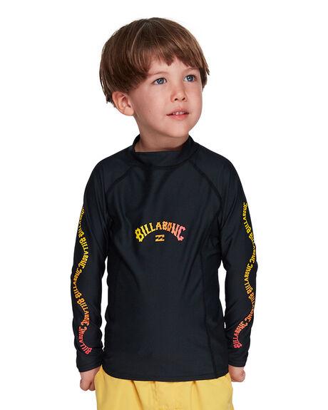 BLACK BOARDSPORTS SURF BILLABONG BOYS - BB-7707508-BLK