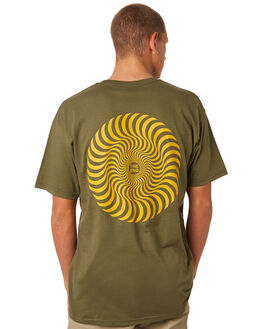 MILITARY MENS CLOTHING SPITFIRE TEES - 51010238ZMIL
