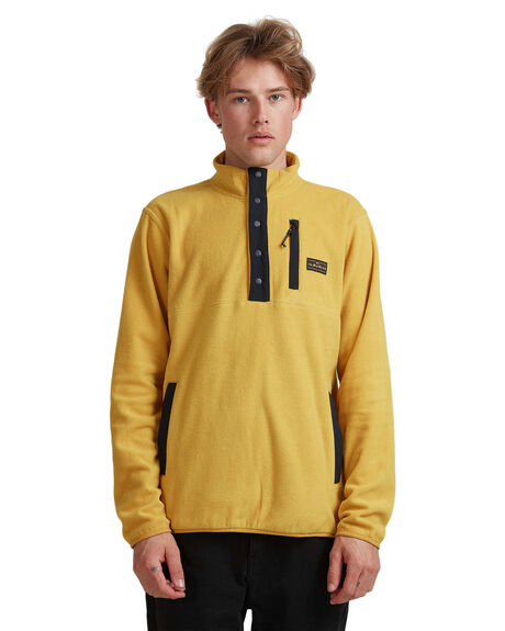 HONEY MENS CLOTHING QUIKSILVER JUMPERS - EQYFT04234-YLV0
