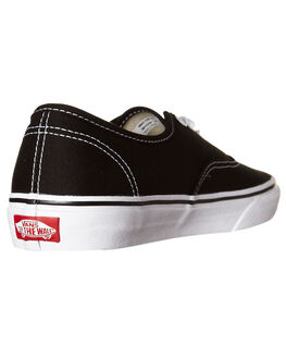 BLACK MENS FOOTWEAR VANS SKATE SHOES - SSVN-0EE3BLKM