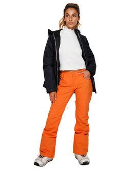 ORANGE BOARDSPORTS SNOW BILLABONG WOMENS - BB-Q6PF09S-ORG