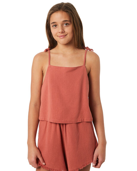 ROUGE KIDS GIRLS SWELL TOPS - S6184166ROUGE