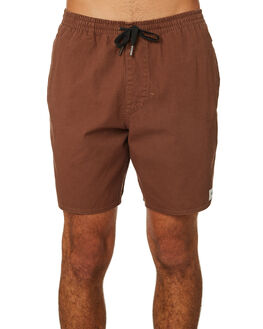 BROWN MENS CLOTHING RHYTHM SHORTS - JAN19M-JM01-BRO