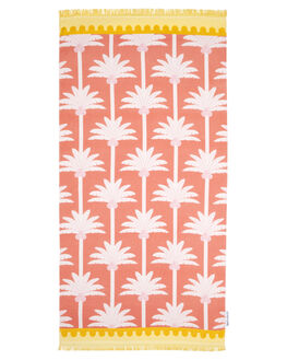 MULTI WOMENS ACCESSORIES SUNNYLIFE TOWELS - S01FOUKAMUL
