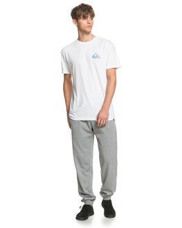 LIGHT GREY HEATHER MENS CLOTHING QUIKSILVER PANTS - EQYFB03198-SJSH
