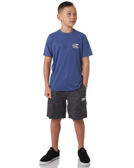 BLACK KIDS BOYS HURLEY SHORTS - AO2203010