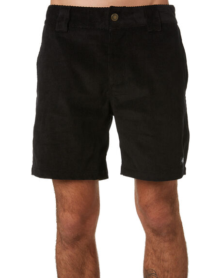 BLACK MENS CLOTHING DICKIES SHORTS - K4190816BLK