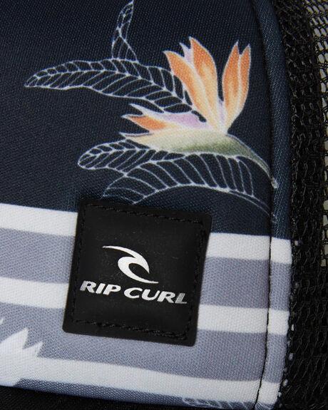 BLACK KIDS BOYS RIP CURL HEADWEAR - OCAQH10090