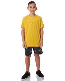 NAVY KIDS BOYS BILLABONG SHORTS - 8581706NVY