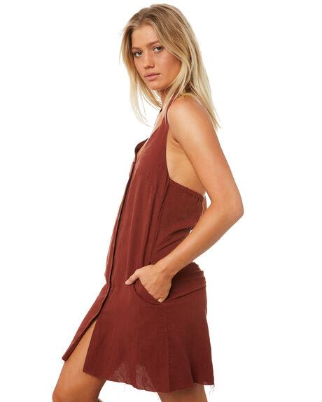 SPICE WOMENS CLOTHING RVCA DRESSES - R282758SPI