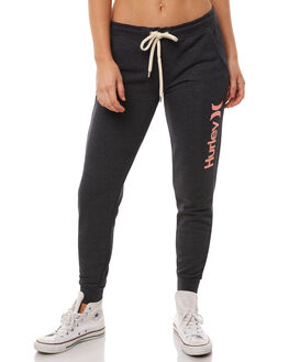 1471f77467a9 DARK HEATHER GREY WOMENS CLOTHING HURLEY PANTS - AGPTOC17DHGP. HURLEY 1 One  And Only ...