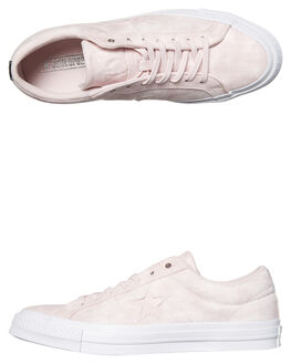 BARELY ROSE WOMENS FOOTWEAR CONVERSE SNEAKERS - 159711ROSE
