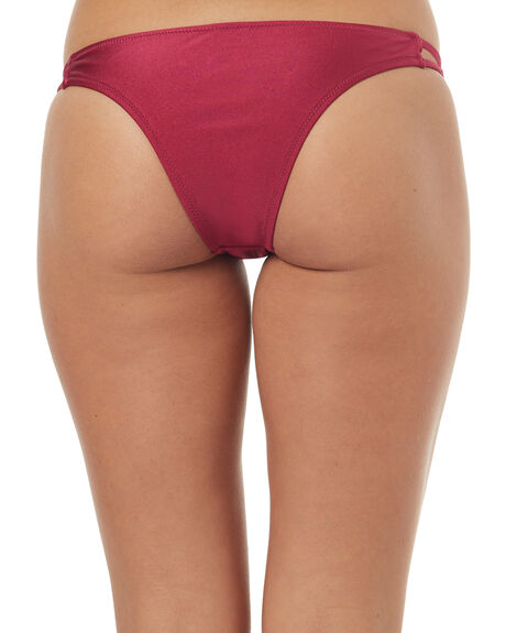BERRY OUTLET WOMENS MINKPINK BIKINI BOTTOMS - MS1705194BRY