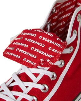 GYM RED WOMENS FOOTWEAR CONVERSE SNEAKERS - SS163980GREDW