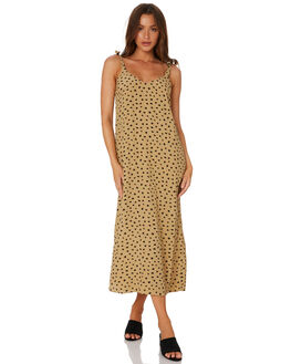 PIERRE PRINT WOMENS CLOTHING MLM LABEL DRESSES - MLM696CPRINT