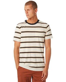MILK MENS CLOTHING GLOBE TEES - GB01731008MILK