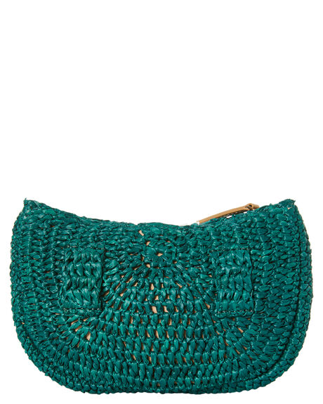 GREEN WOMENS ACCESSORIES TIGERLILY PURSES + WALLETS - T492831GRN