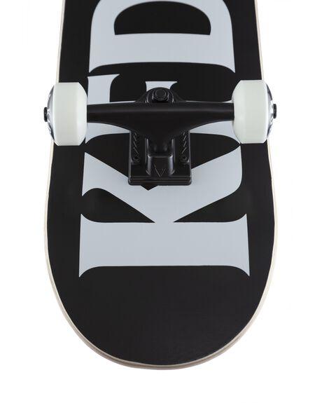 BLACK BOARDSPORTS SKATE KFD SKATEBOARDS COMPLETES - CYG-BLK-F3