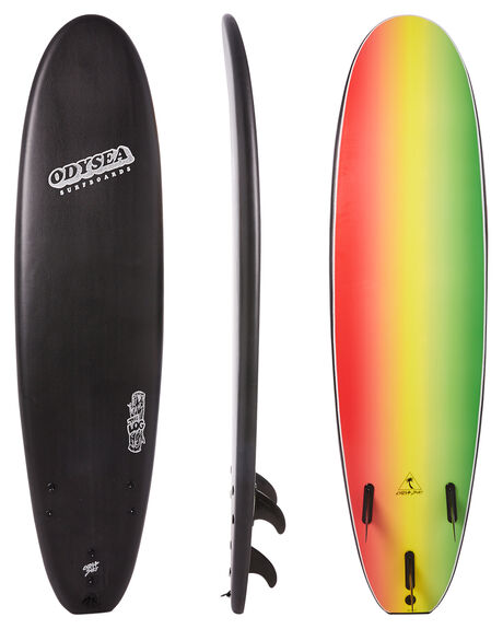 BLACK SURF SURFBOARDS CATCH SURF SOFTBOARDS - 17ODY70-BKBLK