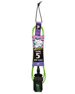 GREEN PURPLE BOARDSPORTS SURF CATCH SURF LEASHES - 16BLEASH-GPGRPU