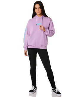 POWDER PURPLE WOMENS CLOTHING RUSTY JUMPERS - FTL0676PWP