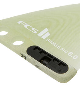 CLEAR BOARDSPORTS SURF FCS FINS - FSIN-PG01-LB-60RCLR