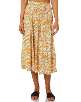 MARIGOLD WOMENS CLOTHING RHYTHM SKIRTS - SMU19W-SK04MRGLD