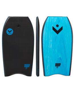 BLACK MULTI SURF BODYBOARDS HYDRO BOARDS - ZB18-HYD-038BLKM