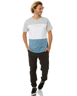 BLUE MARLE MENS CLOTHING RIP CURL TEES - CTEVF24518