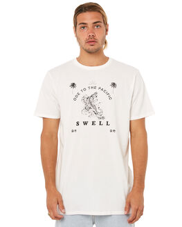 OFF WHITE MENS CLOTHING SWELL TEES - S5183003OFFWH