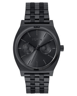 ALL BLACK MENS ACCESSORIES NIXON WATCHES - A922001