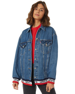 GOOD SPORT WOMENS CLOTHING LEVI'S JACKETS - 57758-0000GSPRT