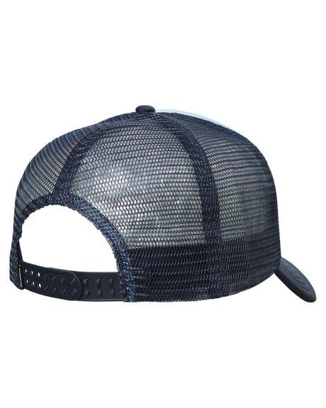 NAVY BLUE MENS ACCESSORIES BILLABONG HEADWEAR - 9672306N37