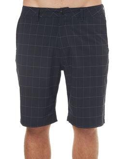 BLACK MENS CLOTHING QUIKSILVER SHORTS - EQYWS03431KVJ0